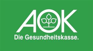 Logo AOK fuer Pflegekurs  Mobil AWO Karlsruhe