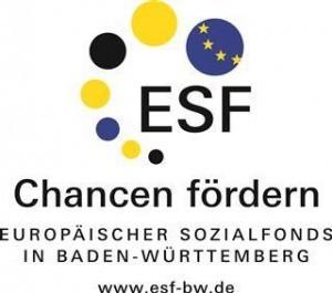 Logo Europäischer Sozialfond Baden-Württemberg