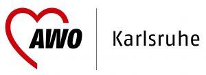 Logo mit Herz der AWO Karlsruhe