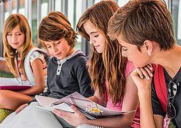 Schülerinnen und Schüler AWO Karlsruhe