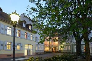 Außenansicht Seniorenzentrum Karl-Siebert-Haus