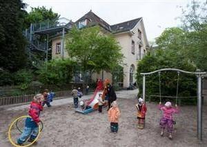 Spielplatz Kita Villa