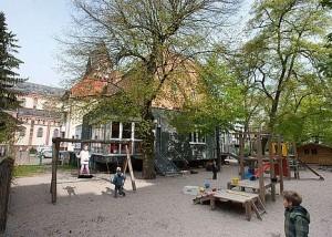 Spielplatz Kita Monelli