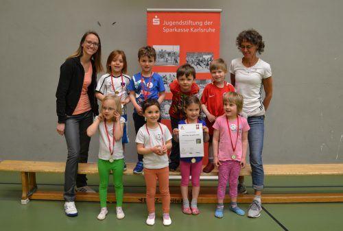 Kita les petits amis Kindergartenolympiade e1496922977385 AWO Karlsruhe