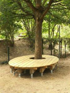 Der neue Garten der Kita am Weinbrennerplatz.