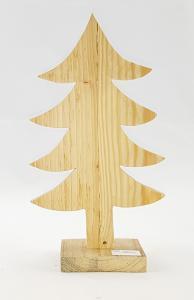 Tannenbaum aus Holz.