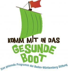 Gesundes Boot Logo