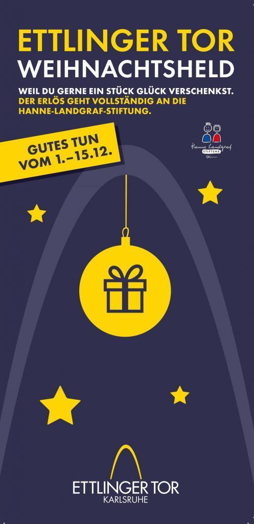 Etttlinger Tor Weihnachtshelden Flyer
