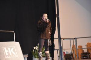 Musicalstar Sandra Germann
