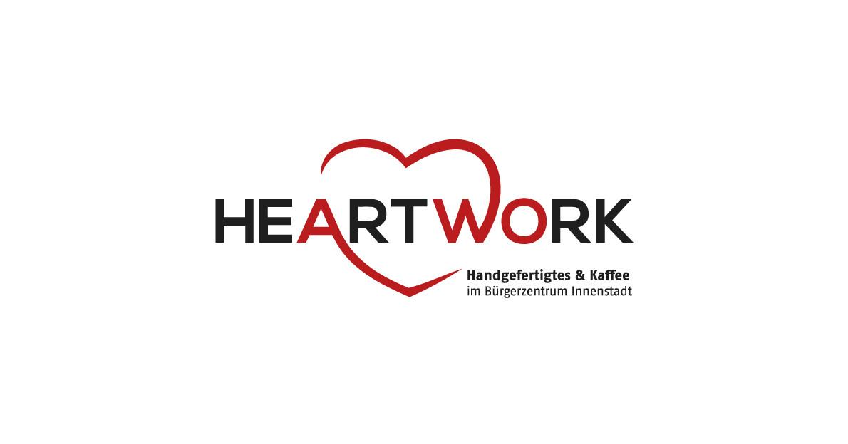Logo Heartwork der AWO Karlsruhe