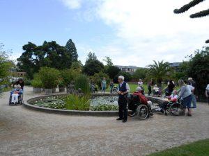 Citizen Day Ausflug Schlossgarten 4 AWO Karlsruhe
