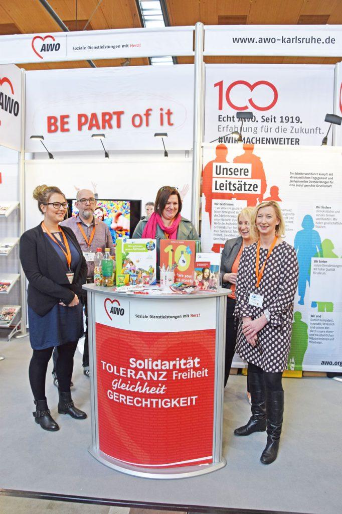 Messe Einstieg Beruf 2019 5 AWO Karlsruhe