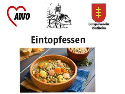 Vorschau Eintopfessen AWO Karlsruhe