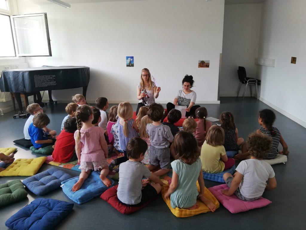 Kita les petits amis centre culturel BildimText AWO Karlsruhe