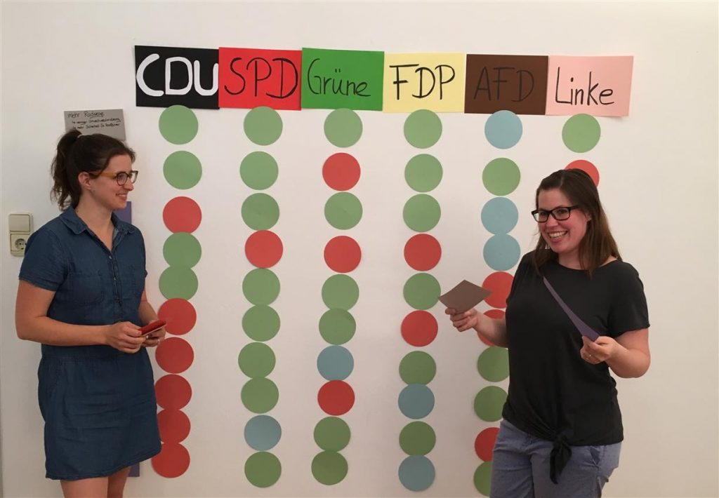 Wahlomat 1 BildimText AWO Karlsruhe
