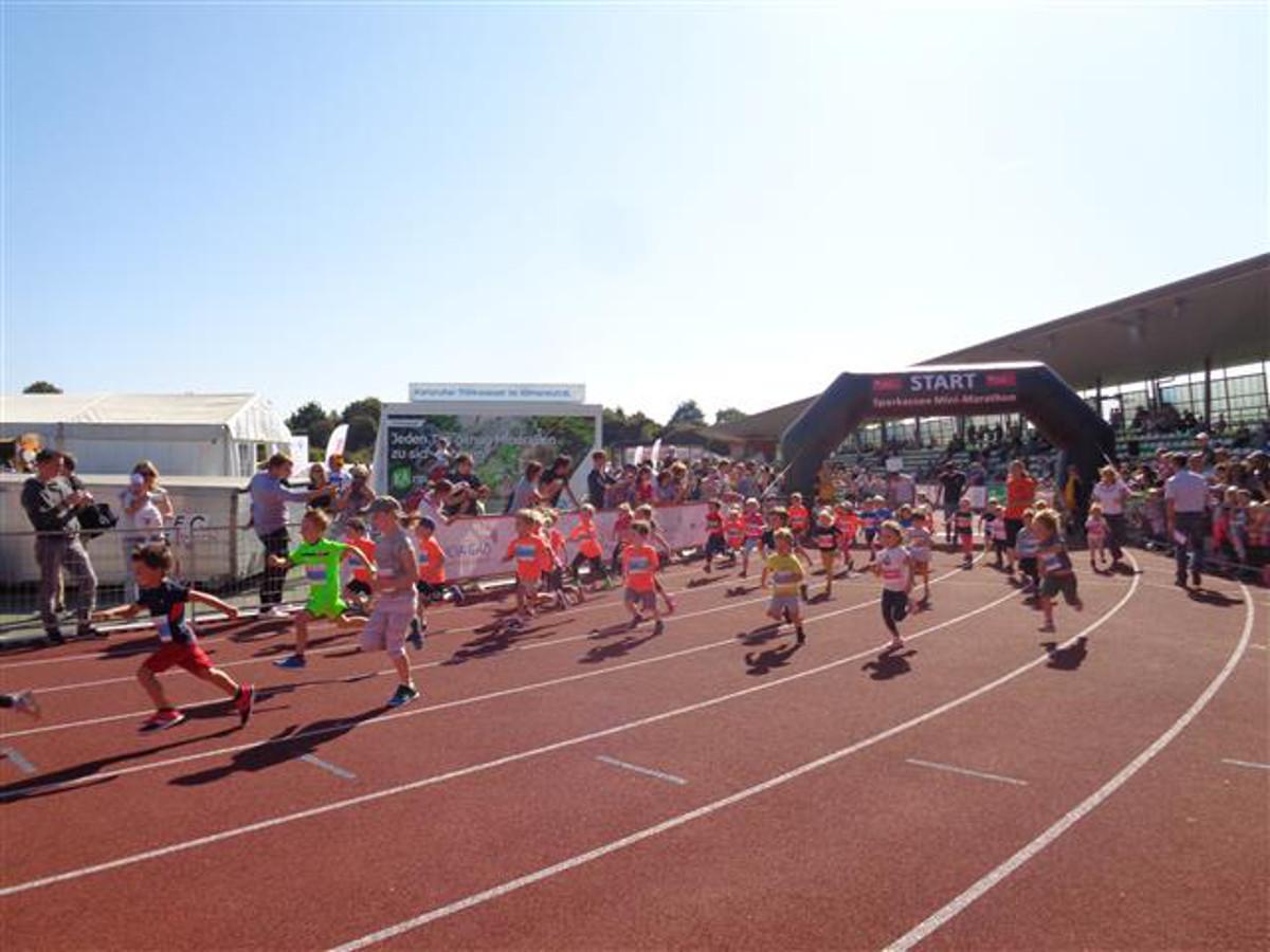 Marathon AWO Karlsruhe