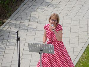 Duo Zaubermond - Sängerin