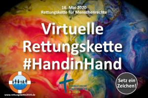 16. Mai 2020 Virtuelle Menschenkette