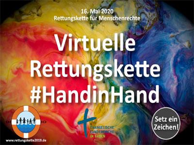 16. Mai 2020 Virtuelle Rettungskette