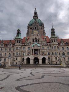 Fahrrad nach Hannover
