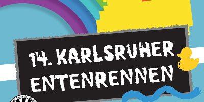 Logo Karlsruher Entenrennen