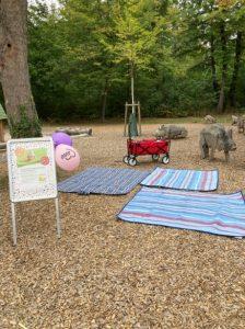 Picknickdecken Elterncafe