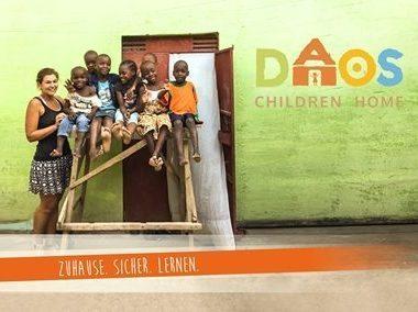 Titelbild Daos Children Home