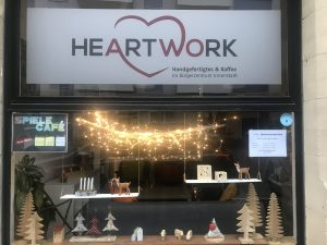 Heartwork im Bürgerzentrum Innenstadt