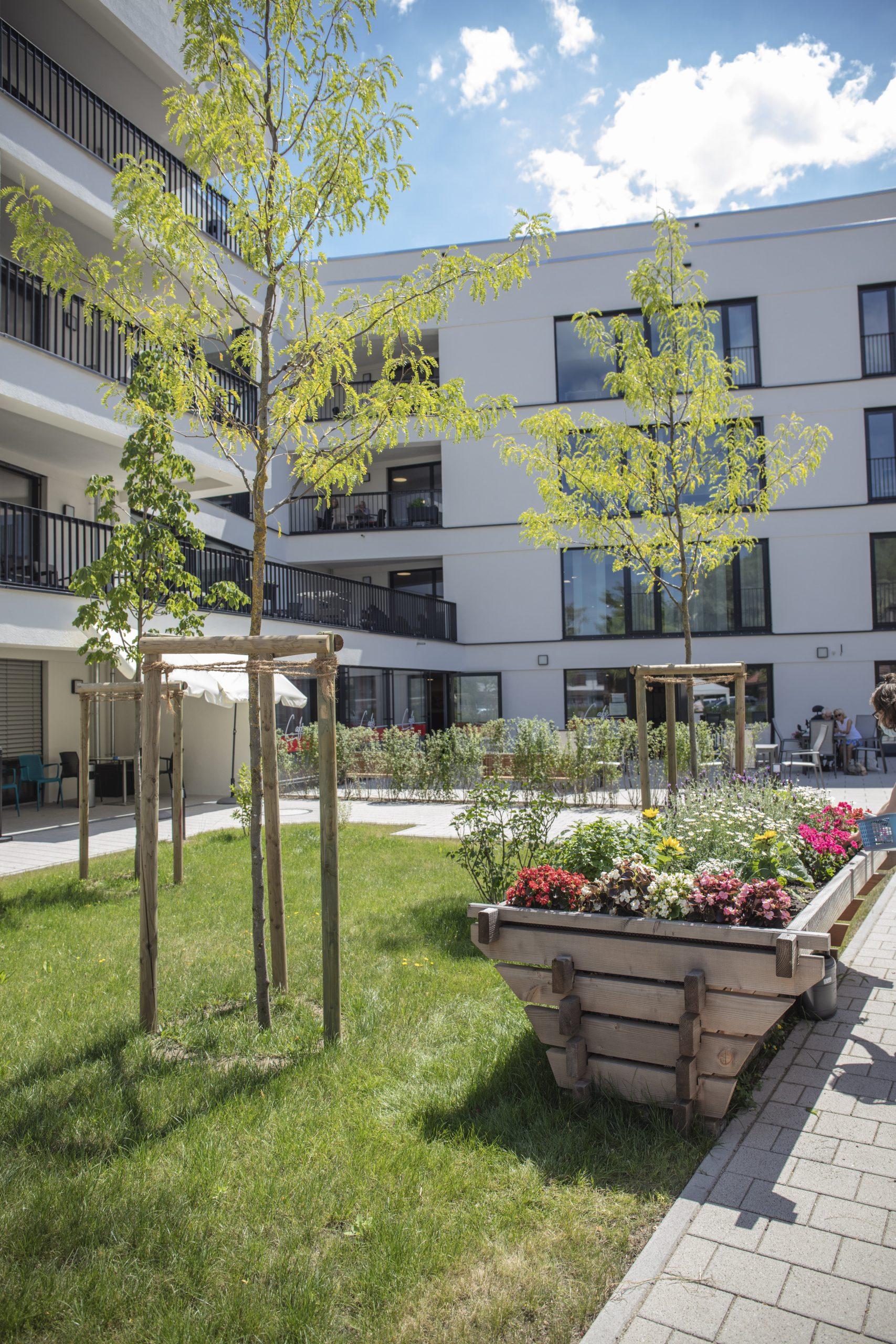 Garten Anna Leimbach Haus 1 scaled AWO Karlsruhe