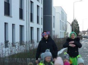 Besuch im Seniorenzentrum2 u AWO Karlsruhe