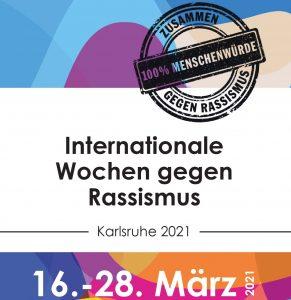 Wochen gegen Rassimus in Karlsruhe