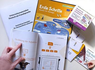 Materialien für Deutschunterricht