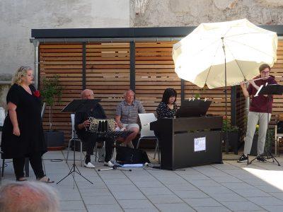 ALH Konzert Frau Sternberg 2 AWO Karlsruhe