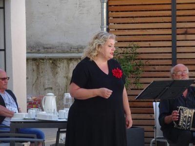 ALH Konzert Frau Sternberg AWO Karlsruhe