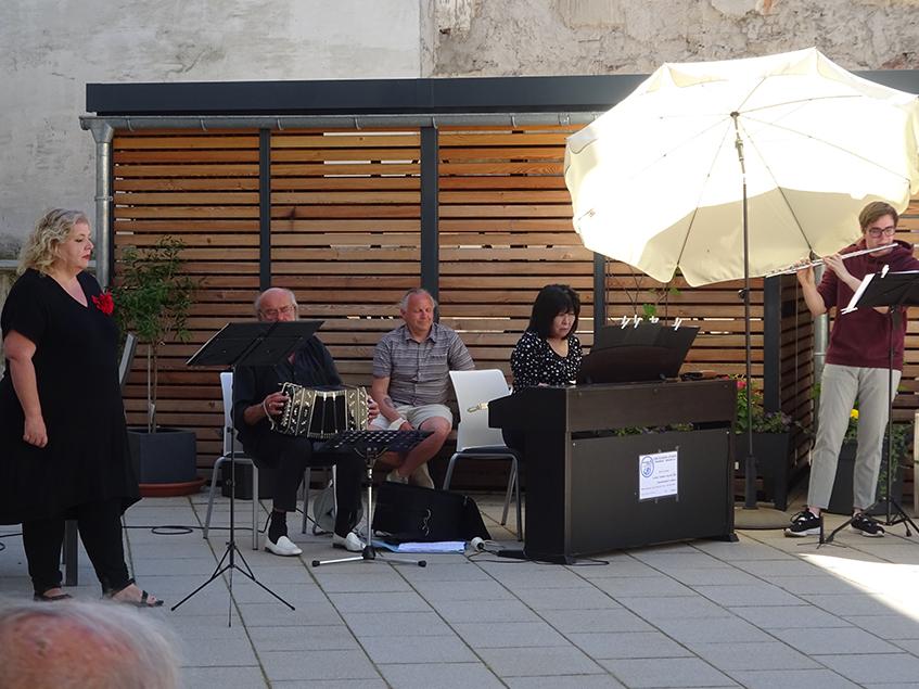 ALH Konzert Frau Sternberg BB AWO Karlsruhe
