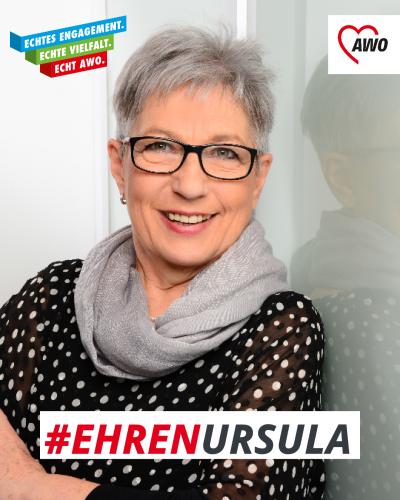 EHREN URSULA AWO Karlsruhe