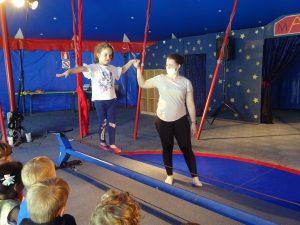 "AWO Kita Bernstein ""Zirkus macht Kinder stark 1 AWO Karlsruhe"