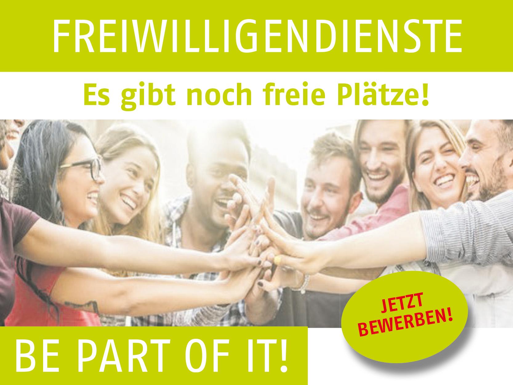 Box AWO HP Freiwilligendienste Offene Stellen AWO Karlsruhe