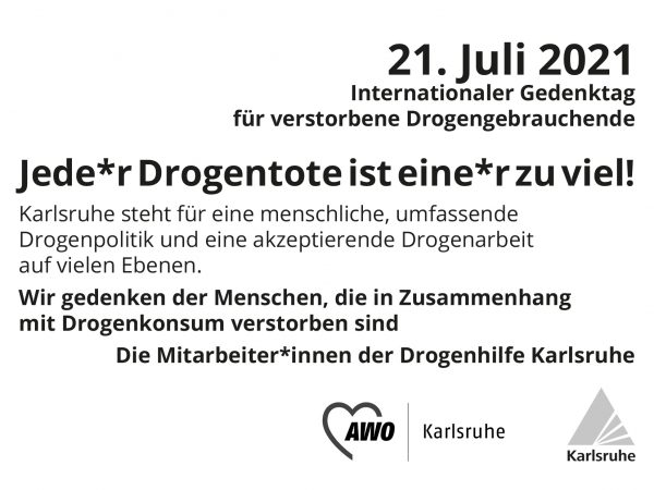 DrogenTod21 PK Druck 2 AWO Karlsruhe