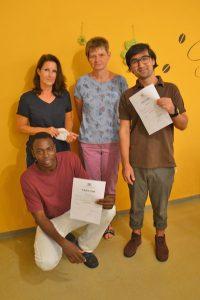 AWO HLH und SZ GW bilden Maenner zu Hauswirtschaftern aus 2 Medium AWO Karlsruhe