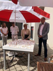 Besuch Ministerin Razavi 1 AWO Karlsruhe