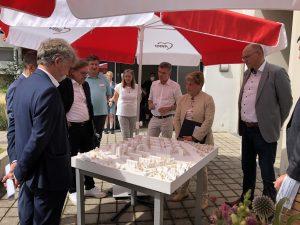 Besuch Ministerin Razavi 5 AWO Karlsruhe