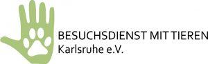Logo Besuchsdienst mit Tieren 2021 01 23 AWO Karlsruhe