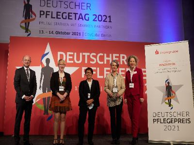 Pflegepreis Vorschau AWO Karlsruhe